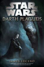 LIKE NEW Star Wars Ser.: Darth Plagueis by James Luceno (2012, HC) 1st Ed