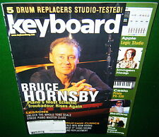 5 Digital Drums, Casio Privia PX-330 Keyboard Review 2009 Bruce Hornsby Magazine