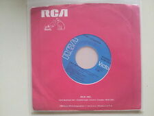 Vicky Leandros - Ceux que j'aime 7'' Single SUNG IN FRENCH CANADA