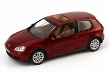 1:43 VW Golf V 5 2 türig 2 door sunsetred rojo Red-Dealer-Edition-OEM