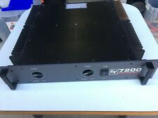 EV 7200 Stereo Powered Amplifier
