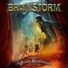Brainstorm-terribile Creatures (Limited. CD + DVD DIGIPAK) CD + DVD NUOVO