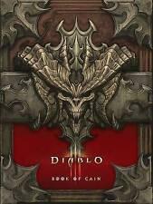 DIABLO III: BOOK OF CAIN / DECKARD CAIN 9781608878024