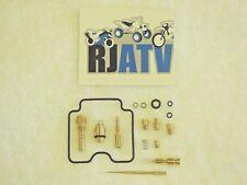 Yamaha Kodiak 400 YFM400FW 2000-2004 Carb Rebuild Kit Repair YFM 400FW