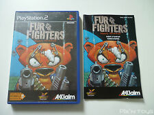 Sony Playstation PS2 / Fur Fighters Viggo's Revenge [ PAL FAH Version ]