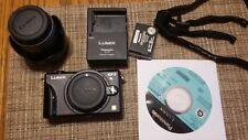 Panasonic Lumix G DMC‑GF2K 12.1 MP Mirrorless Digital Camera w/ 14-42mm #04286