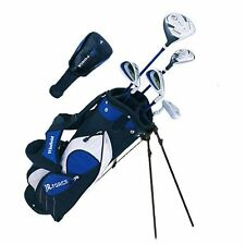 Winfield Junior Force Kids Golf Clubs Set / Ages 9-12 Blue LEFT HAND LH