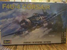Revell Corsair F4u-4 Airplane Model Kit 1 48 Scale