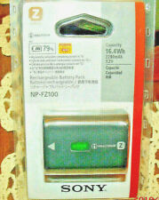 SONY NP-FZ100 Rechargeable Lithium-Ion Battery(2280mAh) New-Hard Sealed-FASTSHIP