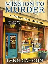 Tourist Trap Mystery: Mission to Murder 2 by Lynn Cahoon (2014, MP3 CD,...