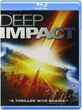Blu Ray DEEP IMPACT. Robert Duvall, Morgan Freeman. Region free. New sealed.