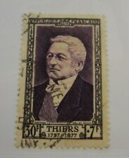 1952 France SC #B272 FRENCH CELEBRITY  used stamp