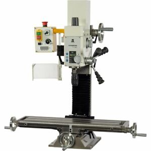 Brand New Chester Champion 20V Metalworking Milling Machine Mill