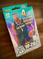 🔥 2019-20 Panini Mosaic NBA Basketball Hanger Box - Brand New Sealed 🔥Cards