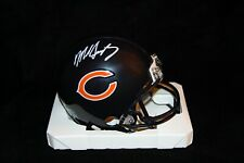 MIKE SINGLETARY AUTOGRAPHED CHICAGO BEARS MINI HELMET BECKETT CERTIFIED