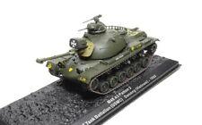 1:72 Scale Model tank. M48 A3 Patton 2, Danang (Vietnam) - 1968