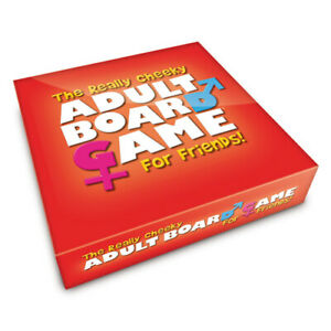 The Really Cheeky Adult Board Game For Friends Naughty Funny Adult Games UK