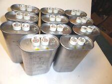 CDE Oil/Paper Capacitors 1.2 uF - 2000 VAC  KBX 449  (LOT OF 11)