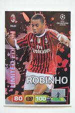 ROBINHO LIMITED EDITION-Panini Adrenalyn XL CHAMPIONS LEAGUE 2011/12