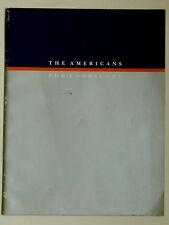 THE AMERICANS THE LANDSCAPE Houston 1981 Ch. ARNOLDI R. DOWNES D. HARE M. HEIZER