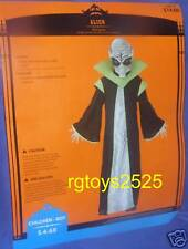 ALIEN Costume with Mask Size 4-6 X New Child age 3-4