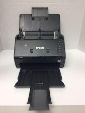 Epson ES-500W Scanner Workforce Wireless Duplex Document No Adapter #102