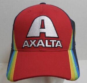 NASCAR Jeff Gordon #24 AXALTA Rainbow Hendrick Motorsports Kid's Hat NEW w/ Tags