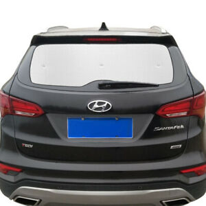 Fit For Hyundai  Santa Fe Sport 2013-2018 Rear Windshield Privacy Sunshade