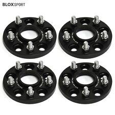 (4) 15mm Hub Centric 5x4.25 Wheel Spacers Fit Ford Focus Fusion C-Max Kuga