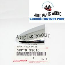 GENUINE LEXUS ES350 LS460 LS600H DOOR OUTSIDE FRONT LEFT HANDLE OEM 69220-33060