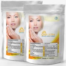 500 Kapseln Coenzym Q10-Ultra 30mg + Vitamin E - Q 10 CoQ10  Anti Aging