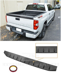 For 14-18 Toyota Tundra   Street Series ABS Tailgate Rear Trunk Wing Spoiler Kit