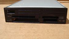 "Sony Multi-Card Reader / Writer MRW620 3.5"" Form Factor BLACK"