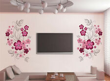 Happiness Flower Room Decor Removable Wall Stickers Decal Decoration Wandtattoos
