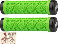 ODI SDG LOCK-ON GREEN BMX-MTB BICYCLE GRIPS