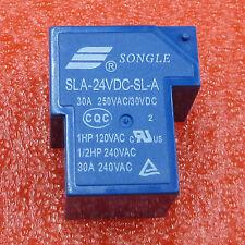 Relé 5PCS songle DIP-4 SLA-24VDC-SL-A SLA-24V SLA-DC24V SLA-DC24