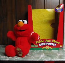 Tickle me Elmo Surprise -5th Anniversary Edition w/box