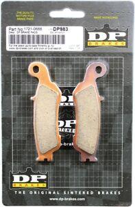DP Brakes Standard Sintered Metal Brake Pads DP983