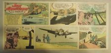 Jack Armstrong The All American Boy by Bob Schoenke 12/19/1948 Third Size Page !