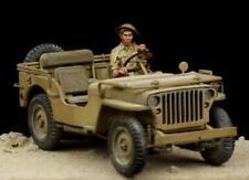 British Driver Western Desert WW II (for Tamiya Jeep) 1/35 The Bodi 35112
