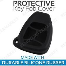 Remote Key Fob Cover Case Shell for 2006 2007 Dodge Charger Black