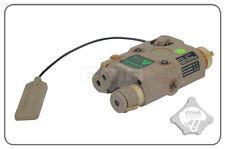 FMA AN-PEQ-15 Upgrade Ver LED White Light+Green Laser With IR Lenses (DE) TB0069