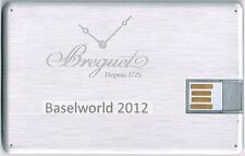 BREGUET USB Mmemory BASELWORLD 2012 Photos Specifications Press Jewellery OEM