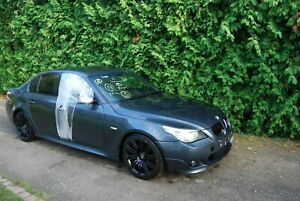 BREAKING BMW E60 525d 2008 LCI  ALL PARTS AVAILABLE
