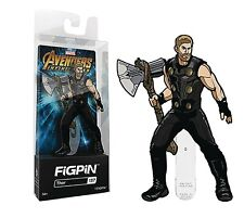 FIGPIN MARVEL AVENGERS SERIES 2 inch THOR PIN  CMD COLLECTIBLES