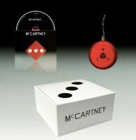 NEW/SEALED Paul McCartney 'McCartney iii/3' Red Ornament Ltd Edition CD BOX SET