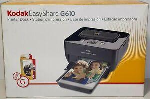 Kodak EasyShare G610 Printer Dock - Kodak Perfect Touch Technology