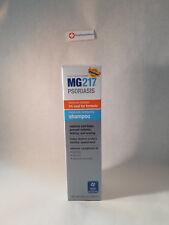 MG-217 Medicated Tar Shampoo Maximum Strength for Psoriasis 8 ounces: 3 packs