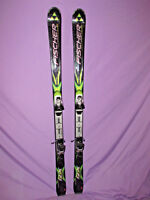 Fischer Cool Heat RX skis 175cm w/ Fischer RXZ 13 Flow Flex bindings on plates ~