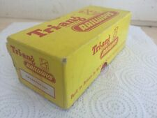 TRIANG TT T90 0-6-0 JINTY LOCO YELLOW BOX ONLY RED BASE & INSERTS GC ROVEX
